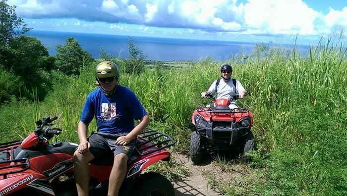 Spectrum ATV Tours | Caribbean STAY